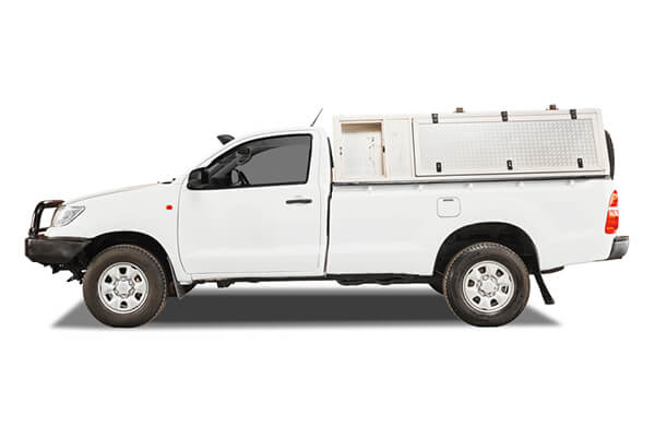Toyota Single Cab