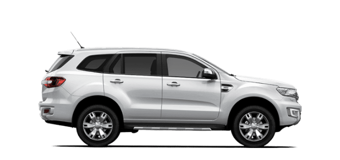 Ford Everest XLT 4x4